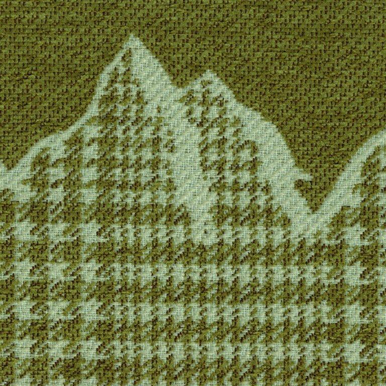 Alberta-Berge-Grün