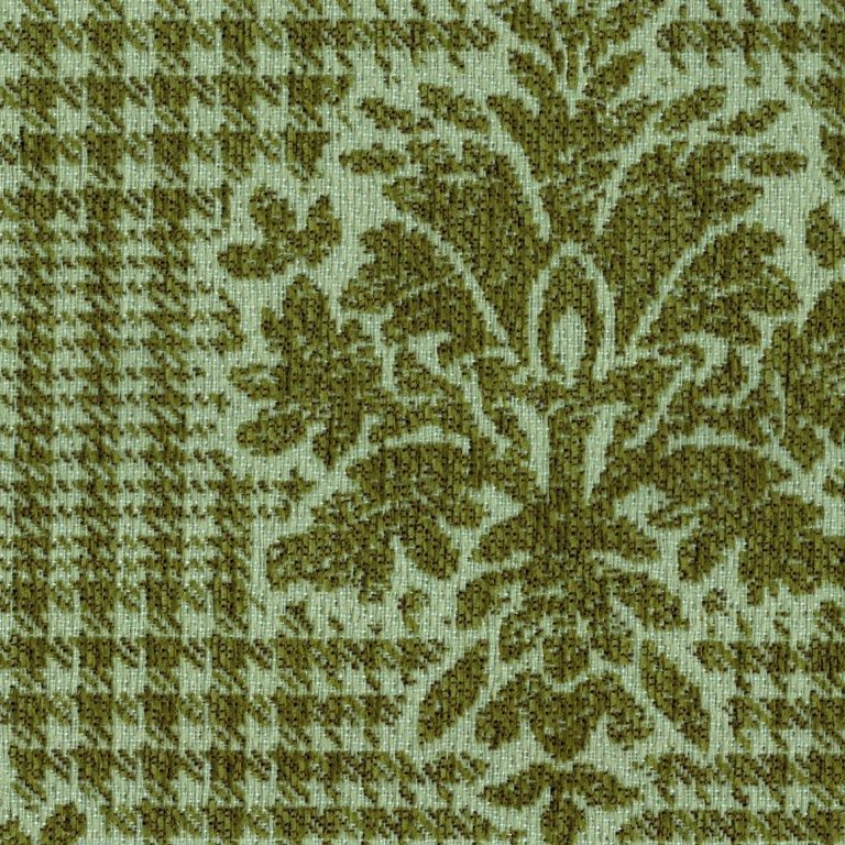 Alberta-Ornamente-Grün